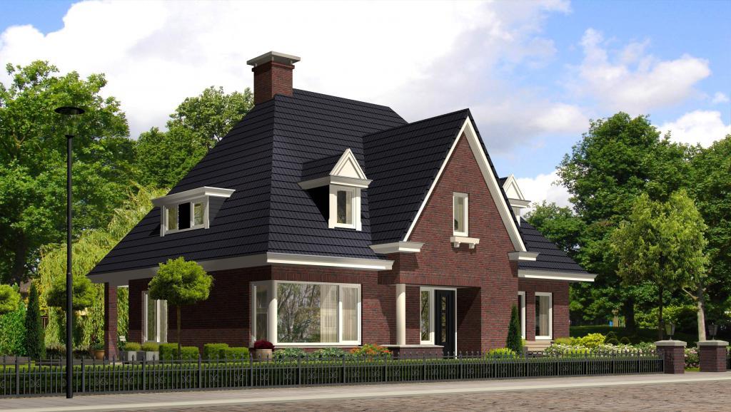 Woning jaren 39 30 bouwbedrijf hubers for Huizen jaren 30 stijl