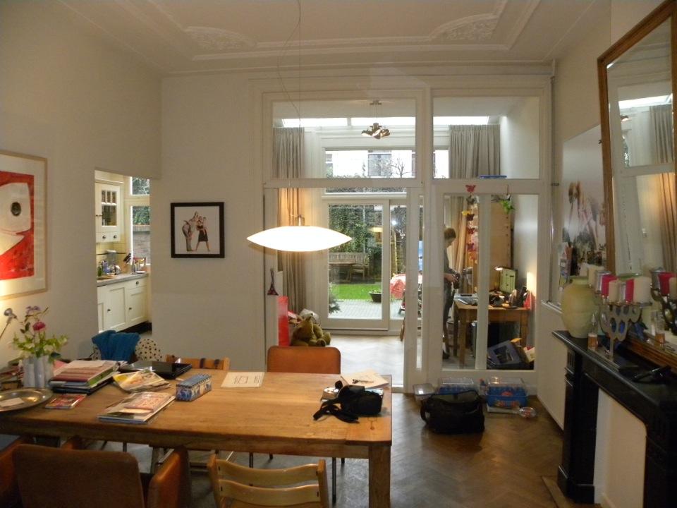 Uitbreiding woonhuis nijmegen bouwbedrijf hubers - Uitbreiding keuken veranda ...