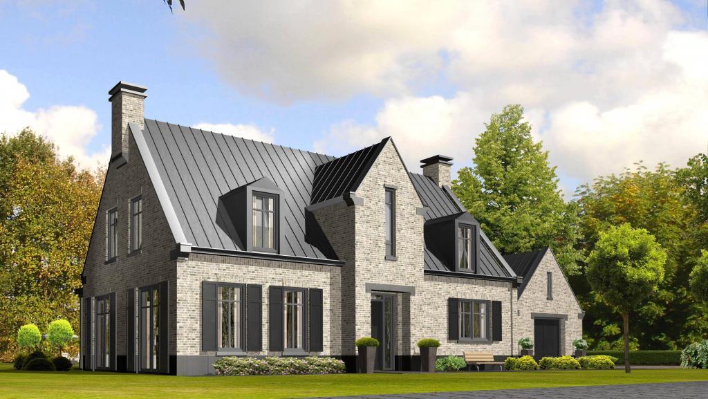 Woning landelijk bouwbedrijf hubers for Landelijk huis