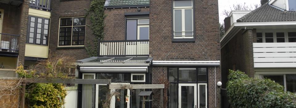 Uitbreiding woning te Arnhem