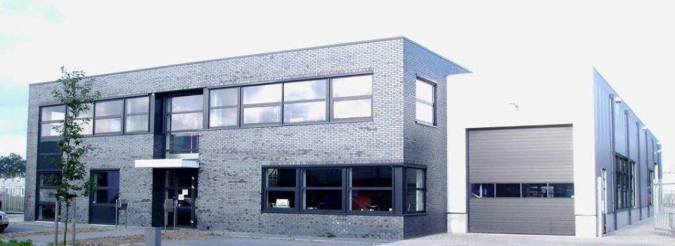 PMP gebouw