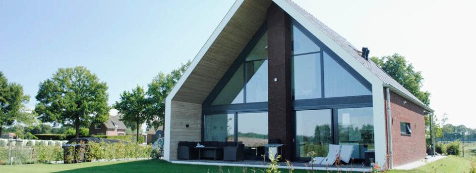 Nieuwbouw woning Lievelde